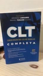 Título do anúncio: CLT editora juspodim - 27a edição.