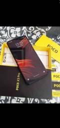 Título do anúncio: Xiaomi poco X3 Pro zero tudo 100% nunca usado tudo global aceito trocas com volta