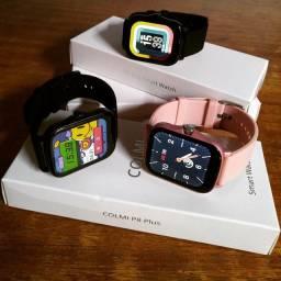 Relógio Smartwatch P8 Plus | Lançamento