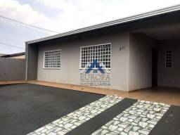 Título do anúncio: Casa com 2 dormitórios à venda, 140 m² por R$ 297.000,00 - Dom Pedro II - Londrina/PR