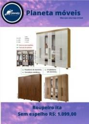 Título do anúncio: ROUPEIRO ITA NOVO / CDS DVDS CDS DVDS CDS DVDS CDS DVDS