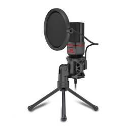 Título do anúncio: Microfone Streamer Redragon GM100