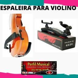 Título do anúncio: Espaleira para violino 3/4 4/4 em promoção fazemos entregas