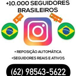 conta com seguidores instagram