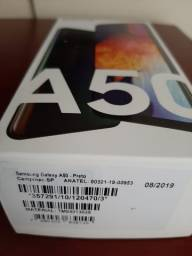 Samsung Galaxy A50 DUOS 64G + TV + 4G RAM - Novo na caixa lacrada