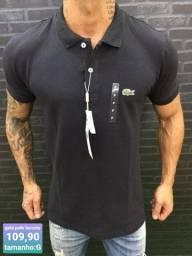 Camisa Social, Gola Polo e Camiseta