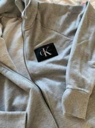 Casaco de moleton Calvin Klein
