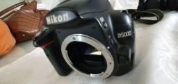 Título do anúncio: Camera Nikon D5000 leia texto o final