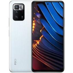 Título do anúncio: Smartphone Xiaomi Pocophone Poco X3 GT 256 GB Branco 8 GB RAM