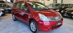 Nissan Livina S 1.8 automático 2012/13