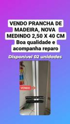 Título do anúncio: PRANCHA DE MADEIRA NOVA
