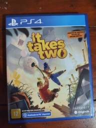 Título do anúncio: It Takes Two PS4