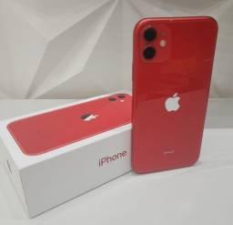 Título do anúncio: Atenção  Iphone 11 64gb Red