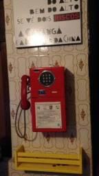 Orelhão Telefônico Antigo