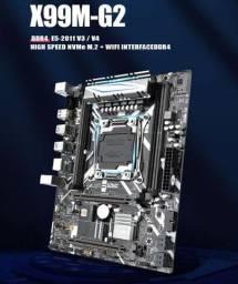 X99M-G2 Placa mãe, DDR4, lga2011v3 / v4