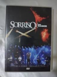 DVD Sorriso Maroto - Sorriso 15 Anos