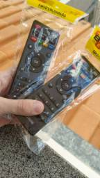 Controle de TV Box