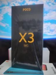 Promoção Level UP Xiaomi BH. POCO X3 NFC ..Novo Entrega imediata