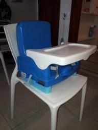 Título do anúncio: Cadeira de Refeição Portátil Smart Cosco - Azul