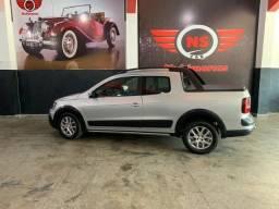 Título do anúncio:  ?VW- Saveiro Cross 1.6 2016