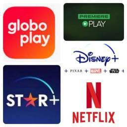 Título do anúncio: Tele Cine Netflix Globo Play