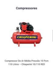Compressor 10/110 Red
