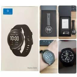 Título do anúncio: Smartwatch Haylou Ls05 Solar