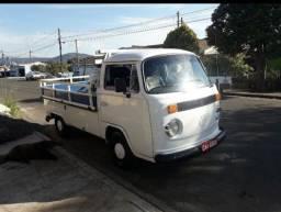 Kombi pickup ano 1988 1600 1 carburador