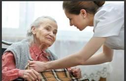 Título do anúncio: Cuidadora de idosos
