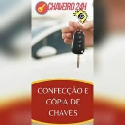 Título do anúncio: Chaveiro 24 Horas Fortaleza - Residência e Automotivo!