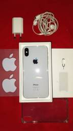Título do anúncio: iPhone X Branco 64G