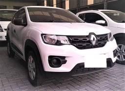 Título do anúncio: Renault Kwid Zen 1.0 Flex 2018 Branco Completo