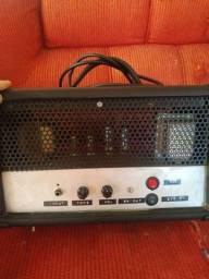 Amplificador 100% valvulado 20w