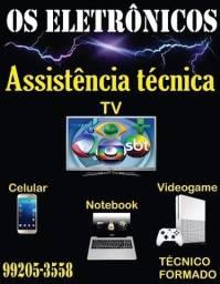 Título do anúncio: Assistência técnica em videogame.