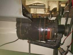 Motor de máquina de costura