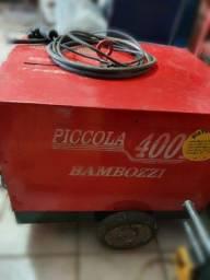 Título do anúncio: Atenção! Imperdível! Máquina de Solda Bambozzi 400 Amp.