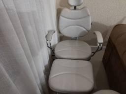 Cadeira maquiagem & mocho