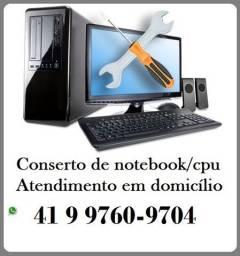 Computador home office com ssd instalado windows 10 Office 2019