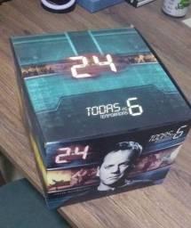 Título do anúncio: 24 Horas - Jack Bauer - Case Original