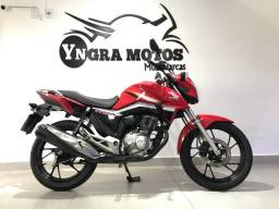 Honda Cg 160 Titan Ex Flex Cbs 2017 - Moto Linda