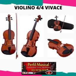 Título do anúncio: Violino vivace 4/4 em promoção fazemos entregas