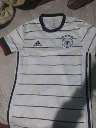 Camiseta de time Alemanha