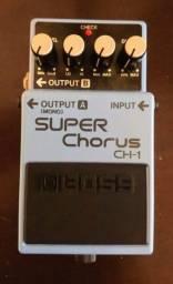 Título do anúncio: Boss Super Chorus CH-1
