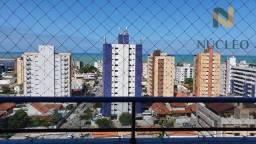 Título do anúncio: Apartamento com 3 dormitórios para alugar, 120 m² por R$ 3.000,00/mês - Manaíra - João Pes