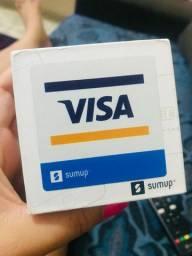 maquina de cartão SumUp Top/semi nova
