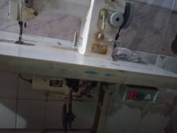 Máquina De costura industrial Singer