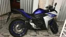 Moto yamaha RD 03 - 2016