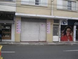 Sala comercial térrea centro frente Banco Itaú