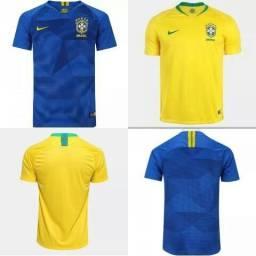 de57ee2b6f Camisa seleção brasileira masculina copa do mundo