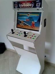 Mini Maquina Fliperama Arcade Multijogos Bartop